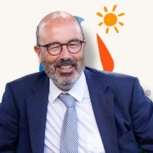 Alberto Peláez, Presidente de Hogar Abierto