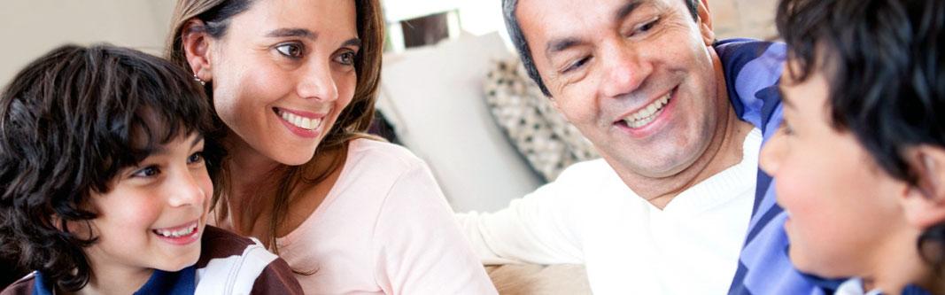 Hogar Abierto - Acogimiento Familiar: Familia Colaboradora