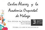 Carlos Álvarez ofrece nuevo concierto para Hogar Abierto