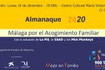 """Hogar Abierto presenta su Calendario 2020 """"Málaga por el Acogimiento Familiar"""""""