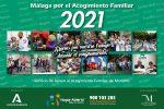 """Hogar Abierto presenta su Calendario 2021 """"Málaga por el Acogimiento Familiar"""""""