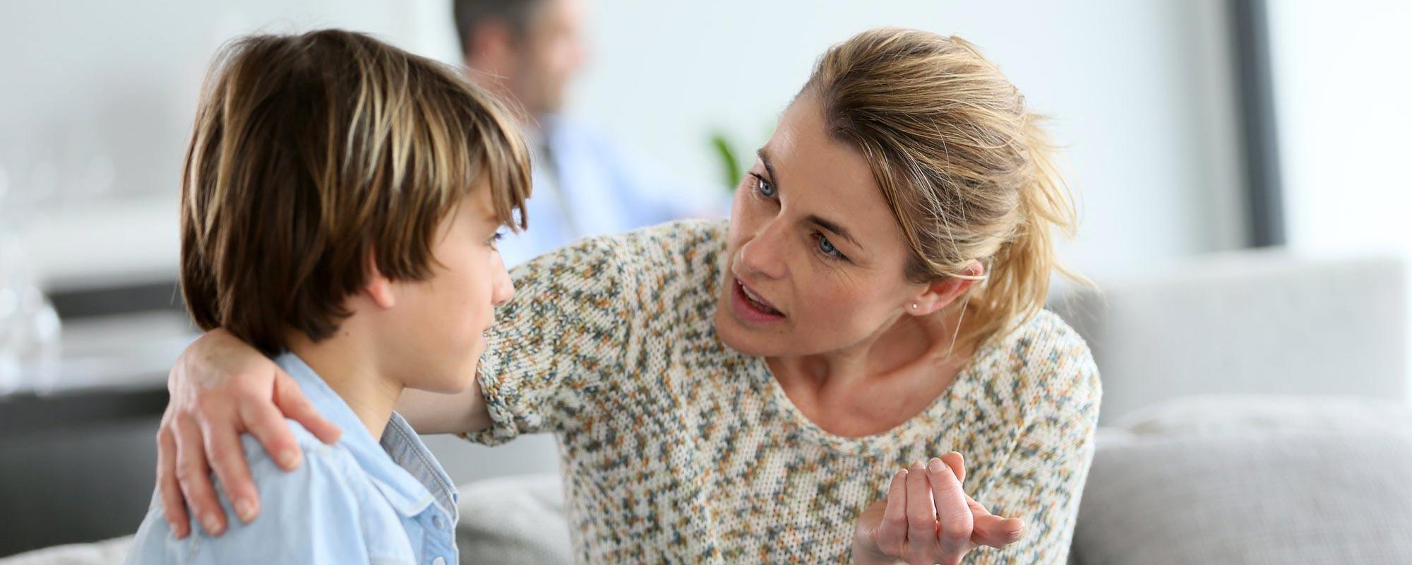 Hogar Abierto - Intervención Familiar: Con la Familia