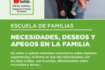 """Taller """"Necesidades, deseos y apegos en la familia"""" desde Torremolinos"""